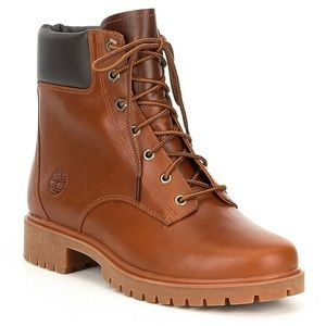 TIMBERLAND Jayne 6 in waterproof boot NEW BOX 7.5